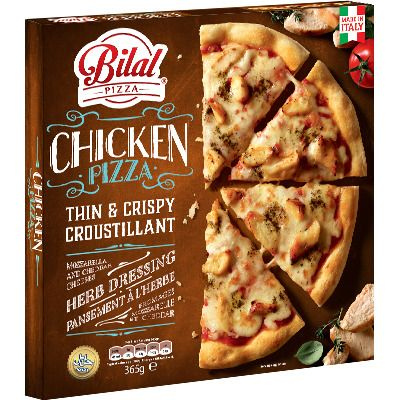 Bilal Pizza CHICKEN PIZZA