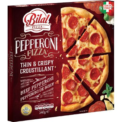 Bilal Pizza PEPPERONI PIZZA