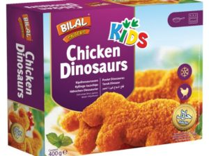 Bilal Snacks CHICKEN DINOSAURS