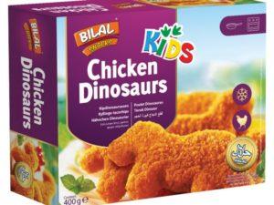 Bilal Snacks CHICKEN DINOSAURS
