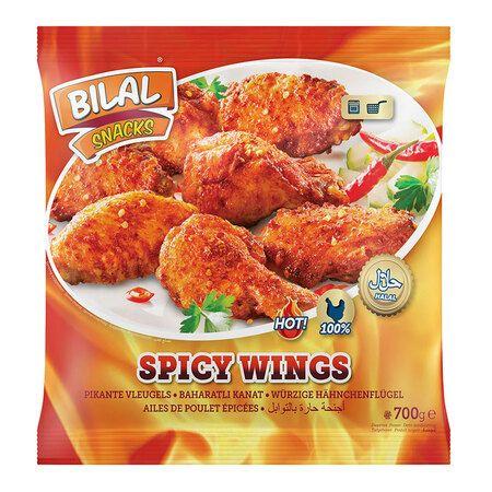 Bilal Snacks SPICY WINGS