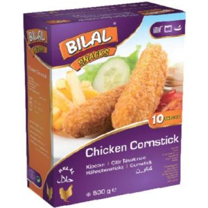 Bilal Snacks CHICKEN CORNSTICKS