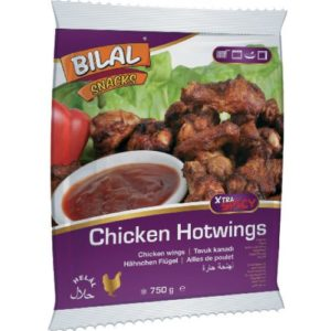 Bilal Snacks CHICKEN HOTWINGS