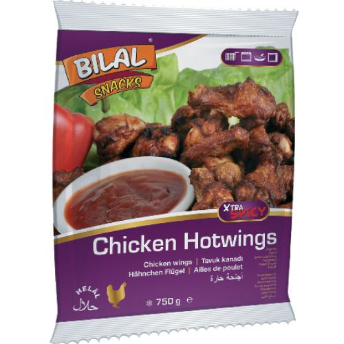 Bilal Snacks CHICKEN HOTWINGS