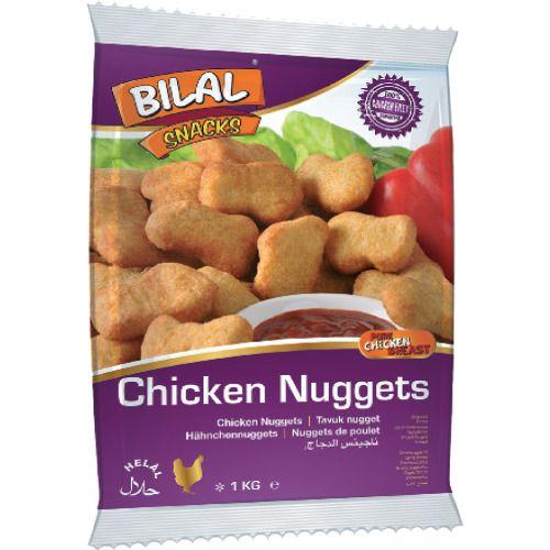 Bilal Snacks CHICKEN NUGGETS