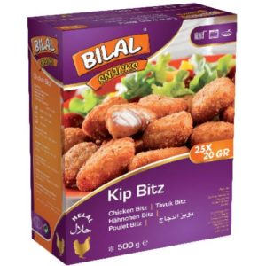 Bilal Snacks CHICKEN BITZ