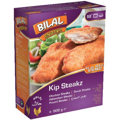 Bilal Snacks CHICKEN STEAKZ