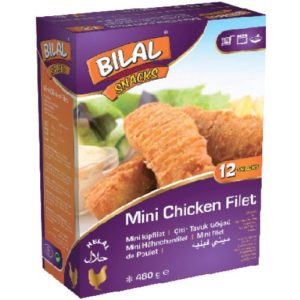 Bilal Snacks MINI CHICKEN FILLET