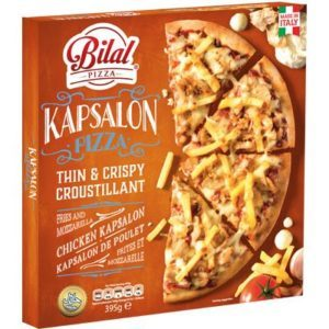 Bilal Pizza KAPSALON PIZZA