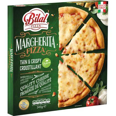 Bilal Pizza MARGHERITA PIZZA