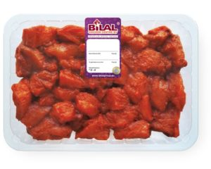 Bilal Chicken MARINATED DICED CHICKEN BREAST