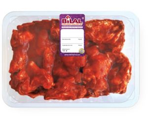 Bilal Chicken wings MARINATED CHICKEN WINGS