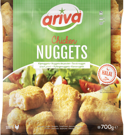 Ariva Nuggets Pack
