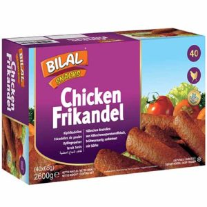 Frikandel 40pcs Pack