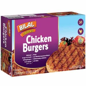 Chicken Burgers 36pcs