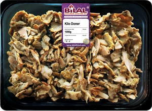 Bilal Chicken Doner