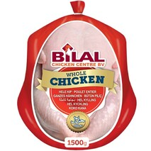Whole Chicken polybag 1500g