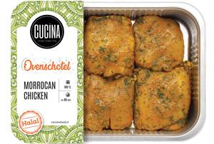 Cucina Morocan chicken
